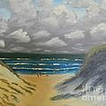 North Windang Beach by Pamela  Meredith