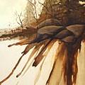 North Woods Pines by Rick Huotari