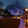 North Yorkshire Lights by Dwight Pinkley