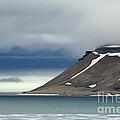 Northern Island In Svalbard by John Shaw