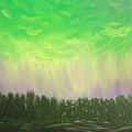 Northern Lights Of Aberdeen by Douglas Ann Slusher