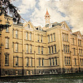 Northern Michigan Asylum by Michelle Calkins