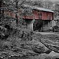 Northfield Falls Bridge by Jeff Folger