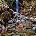 Norvan Falls by James Wheeler
