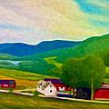 Norway by Algirdas Lukas