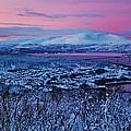 Norwegian Arctic Twilight by David Broome