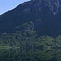Norwegian Countryside Panorama by Benjamin Reed