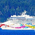 Norwegian Jewel Cruise Ship by Tap On Photo