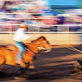 Norwood Colorado - Cowboys Ride by Panoramic Images