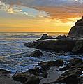 Nosara Playa Pelada Costa Rica Rocky Sets by Joseph Semary