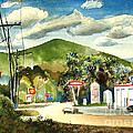Nostalgia Arcadia Valley 1985  by Kip DeVore