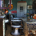 Nostalgia Barber Shop by Bob Christopher