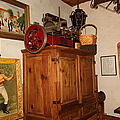 Nostalgic Corner In The Cellar Room At The Swiss Hotel In Sonoma California 5d24442 by Wingsdomain Art and Photography