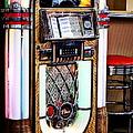 Nostalgic Juke Box by Bobbee Rickard