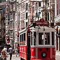 Nostalgic Tram 01 by Rick Piper Photography