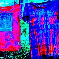 Not Fade Away - Tie Dye by Susan Carella