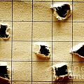 Notebook With Holes by Michal Bednarek