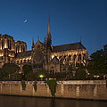 Notre Dame Cathedral  by Ayhan Altun