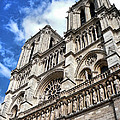 Notre Dame Cathedral by Bora Denker
