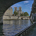 Notre Dame Cathedral by Gary Hall