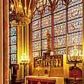 Notre Dame Chapel by Brian Jannsen