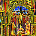 Notre Dame Color by Alice Gipson