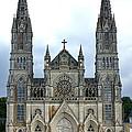 Notre Dame De Montligeon Basilica by Olivier Le Queinec