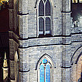 Notre Dame De Montreal At Night by Panoramic Images