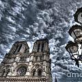 Notre Dame De Paris by Colin Woods