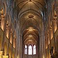 Notre Dame Paris France 3 by Bridget Brummel