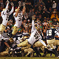 Notre Dame Versus Navy by Mountain Dreams