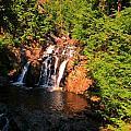Nova Scotia Water Falls by John Malone