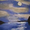 November Moon by B Kathleen Fannin