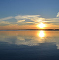 November Sunrise  by Lyle Crump