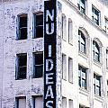 Nu Ideas by Jonathan Clarke