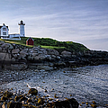 Nubble Dawn by Joan Carroll
