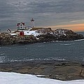 Nubble Light Christmas by Shaundi Kane