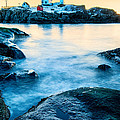 Nubble Light by Thomas Schoeller