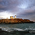Nubble Lighthouse by Skip Willits
