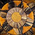 Nubian Basket by Christy Usilton
