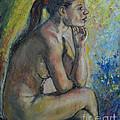 Nude Eva 2 by Raija Merila