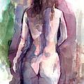 Nude by Faruk Koksal