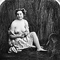 Nude In Field, C1850 by Granger