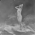 Nude Outdoors, 19th Ct by Granger