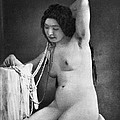 Nude Posing, C1850 by Granger