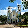 Nuestra Senora Del Pilar by Ricardo J Ruiz de Porras