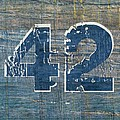 Number 42 by Michelle Calkins