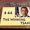 Number 44 - The Winning Team by Terry Wallace