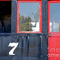 Number 7 by Gary Richards