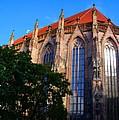 Nuremberg Cathedral by Benjamin Reed